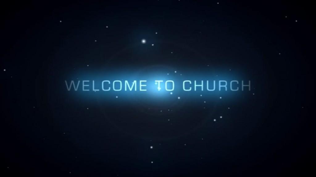 Church mass background
