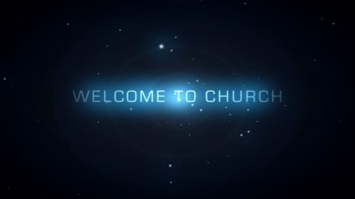 welcome to church video