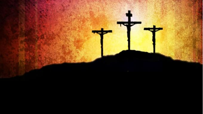 Easter Background Church Media Resource