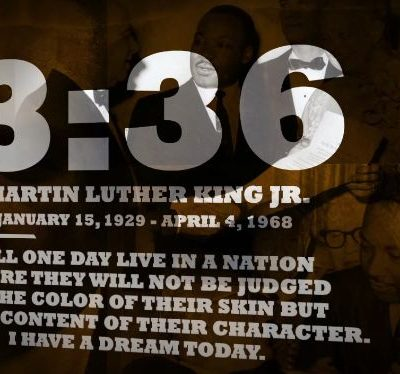 Martin Luther King Speech Countdown Video