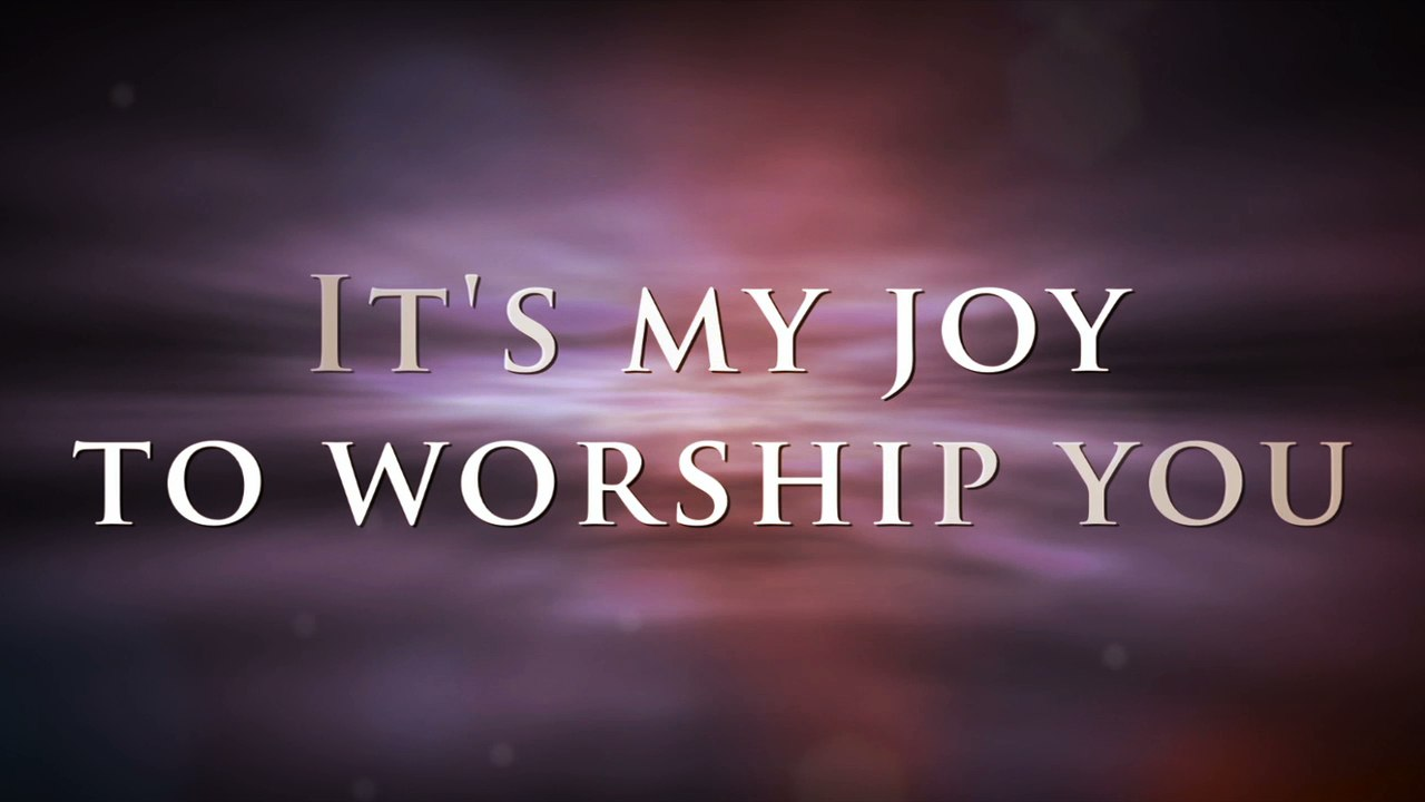joy to worship church video