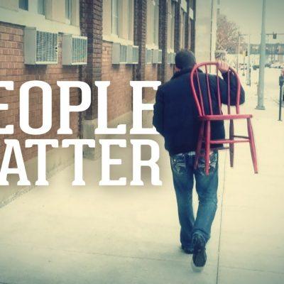 People matter church video