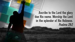 worship scriptures