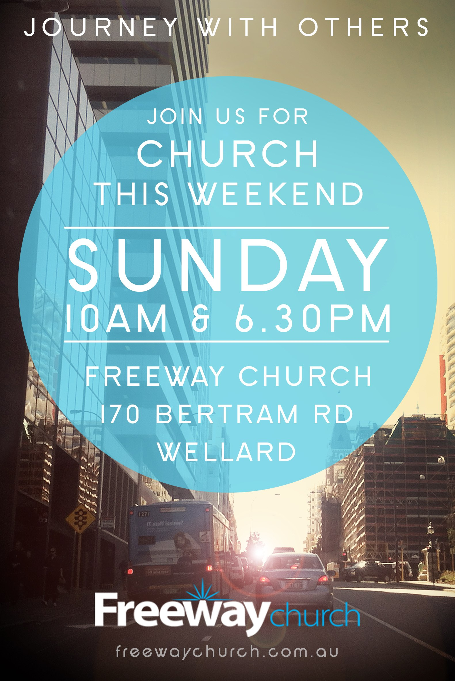 church flyer psd