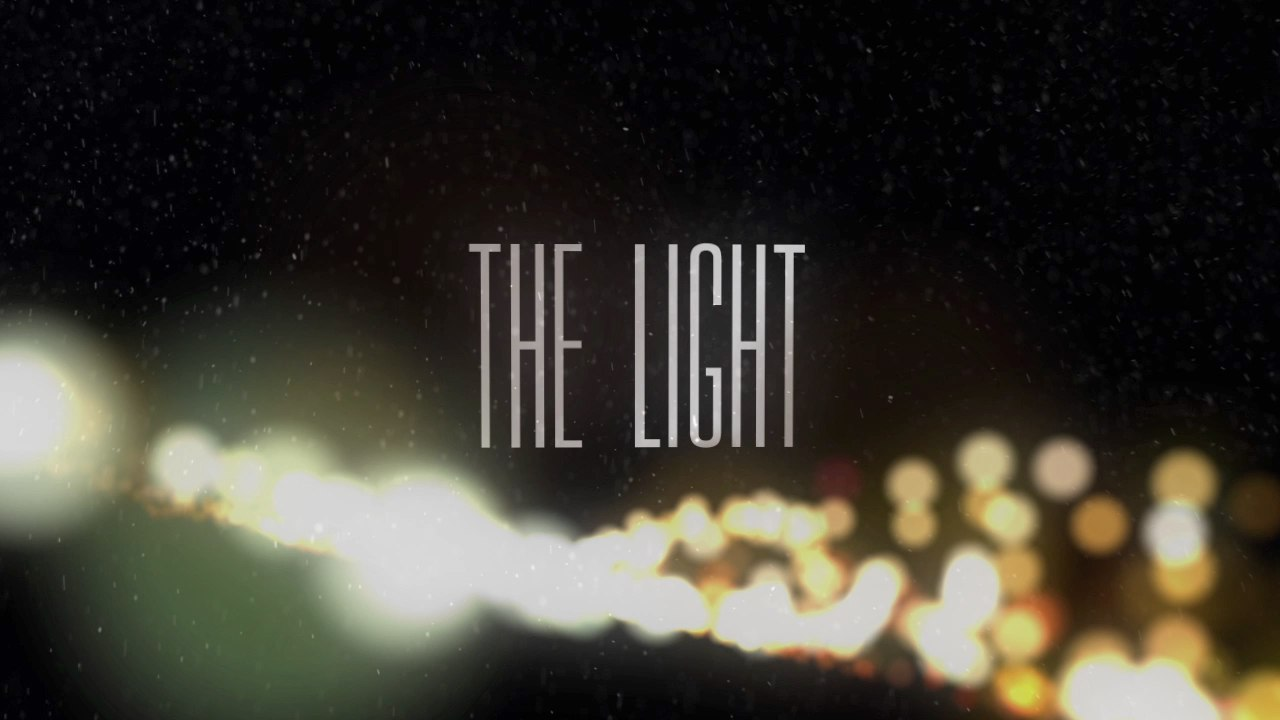 the light church video
