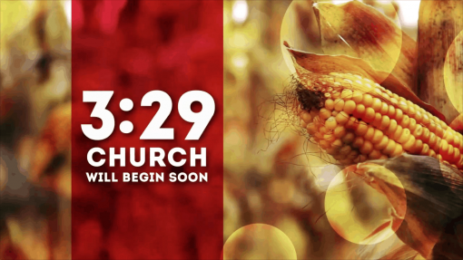 Corn Countdown Video
