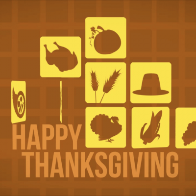 Happy Thanksgiving Video