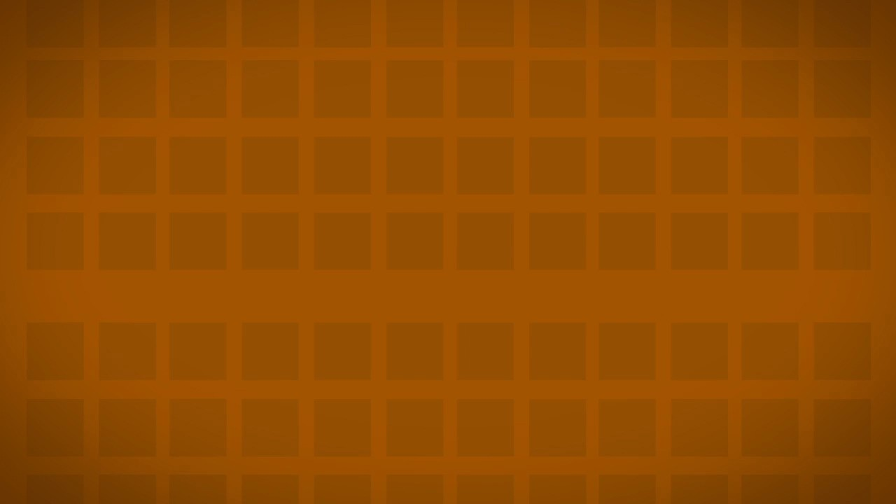 Retro Brown Squares Video