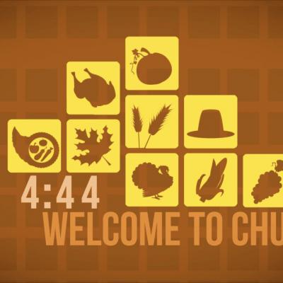 Thanksgiving Countdown Video