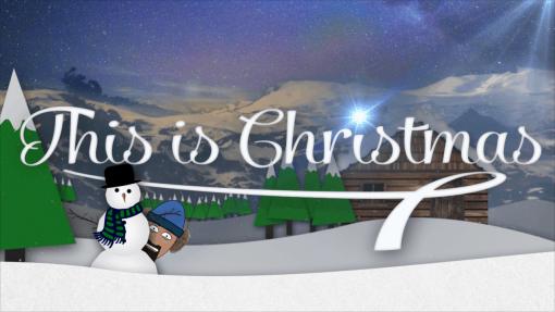 Church Christmas Video