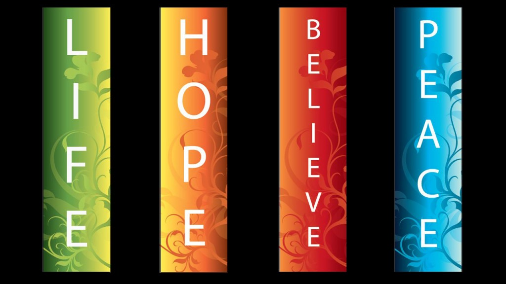 free church vector banners