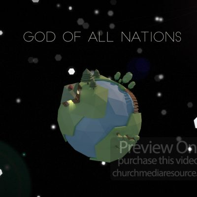 God of all nations Square