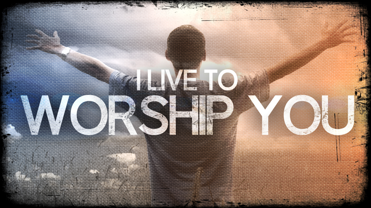 Church Mini Movie - I Live to Worship You