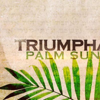 Church Mini Movie - Palm Sunday Triumphant