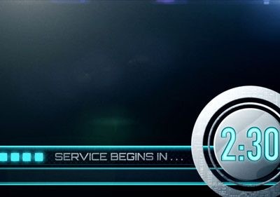 After Effects Templates- Hi-Tech Countdown