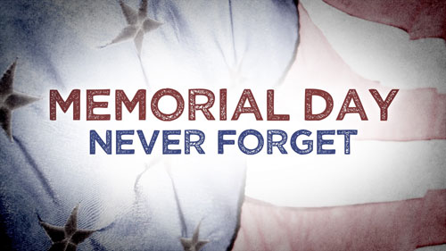 Church Videos - Memorial Day