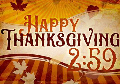 Church Mini Video - Thanksgiving