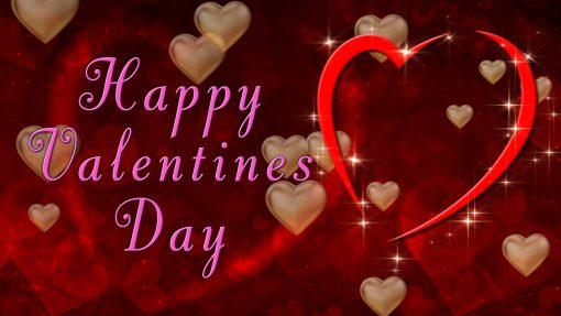 Valentine Hearts - Church Mini Inspirational Videos
