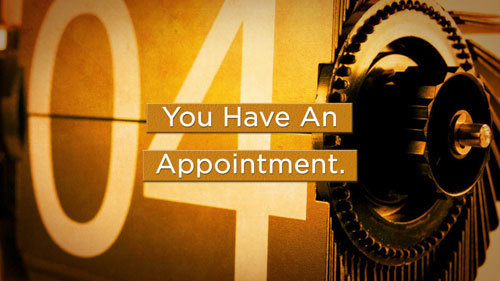 You Have Appointment - Church Mini Inspirational Videos